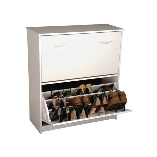 Shoe Rack Bench - Shoe Storage Cabinet